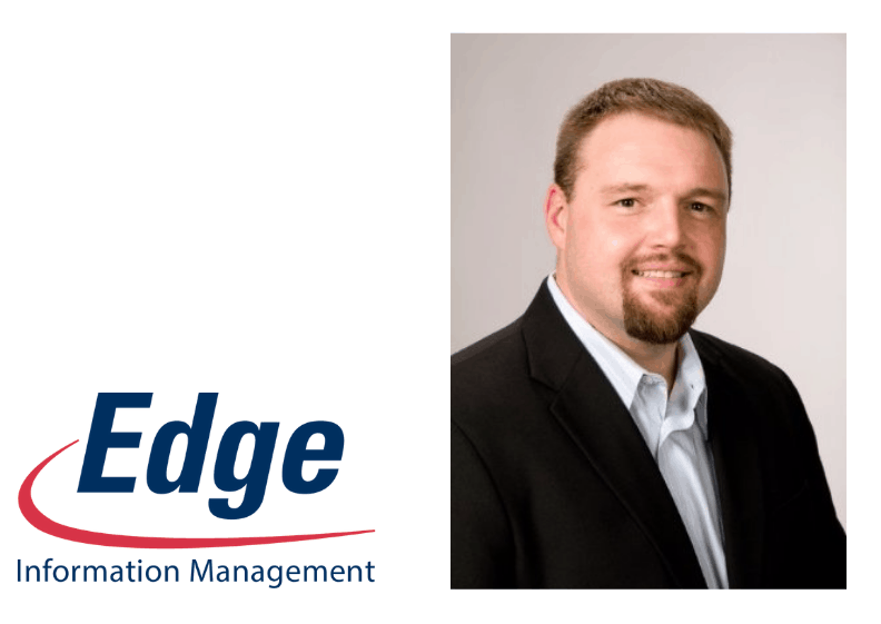 Edge Information Management Promotes New Senior Director Of Sales And Client Services