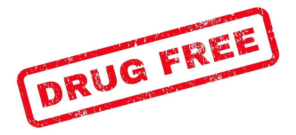 DRUG-FREE